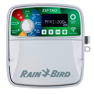 Серия контроллеров для автополива Rain-Bird ESP TM2