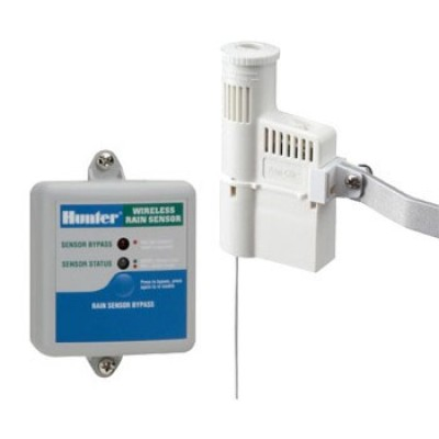Беспроводной датчик дождя для автополива Hunter WR-CLIK от компании Магазинполива