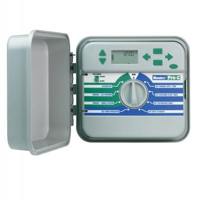 Контроллер на автоматический поливHunter PC-401i-E от компании Магазинполива