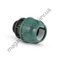 Муфта для автополива Irritec 25 мм х 1 НР