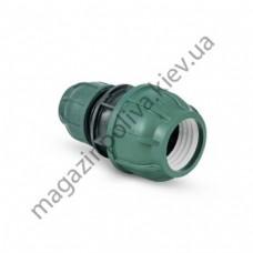 Муфта для автополива Irritec 32 мм. х 25 мм.
