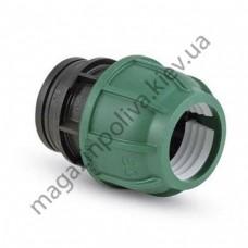 Муфта для автополива Irritec 25 мм х 3/4 ВР