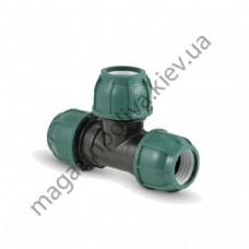 Тройник для автополива Irritec 25 мм х 32 мм х 25 мм