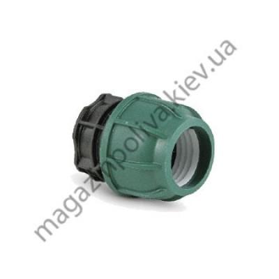 заглушка для автополива Irritec 32 мм.