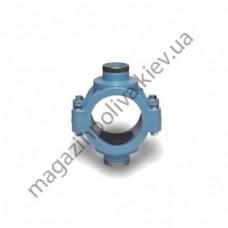 Хомут для автополива Unidelta двухсторонний 25 мм. х 1/2 ВР