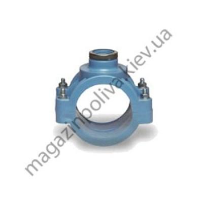 Хомут для автополива Unidelta 75 мм х 1 1/2 ВР