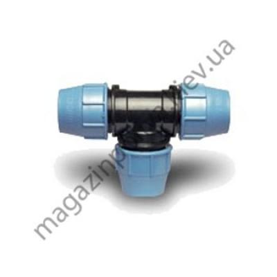 Тройник для автополива Unidelta 25 мм. х 25 мм. х 25 мм.