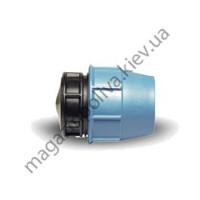 Заглушка для автополива Unidelta 50 мм.