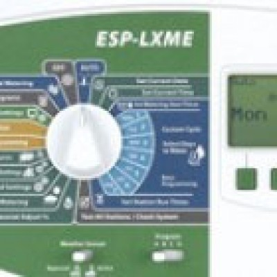 Серия контроллеров для автополива Rain-Bird ESP-LXM